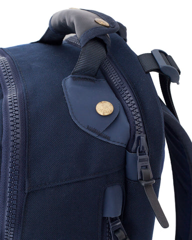 Visvim Cordura Bag, 20 L, Navy