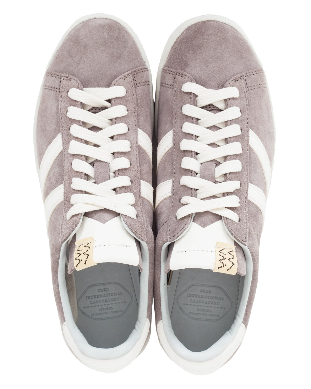 Visvim Corda-Folk, Grey