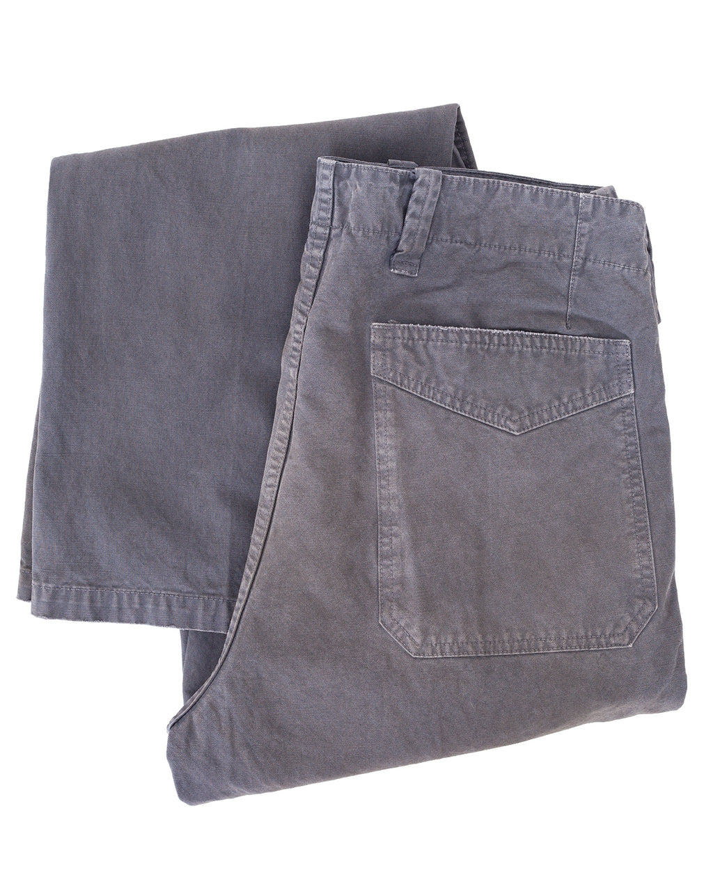 Visvim Gifford Pants Damaged, Grey