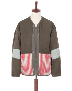 Visvim Iris Liner Jacket, Light Green