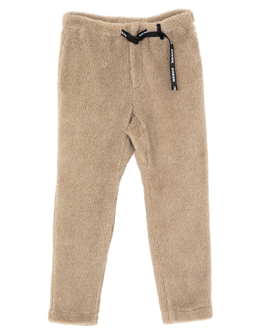 Weirdo Easy Boa Pants, Spice of Life, Beige