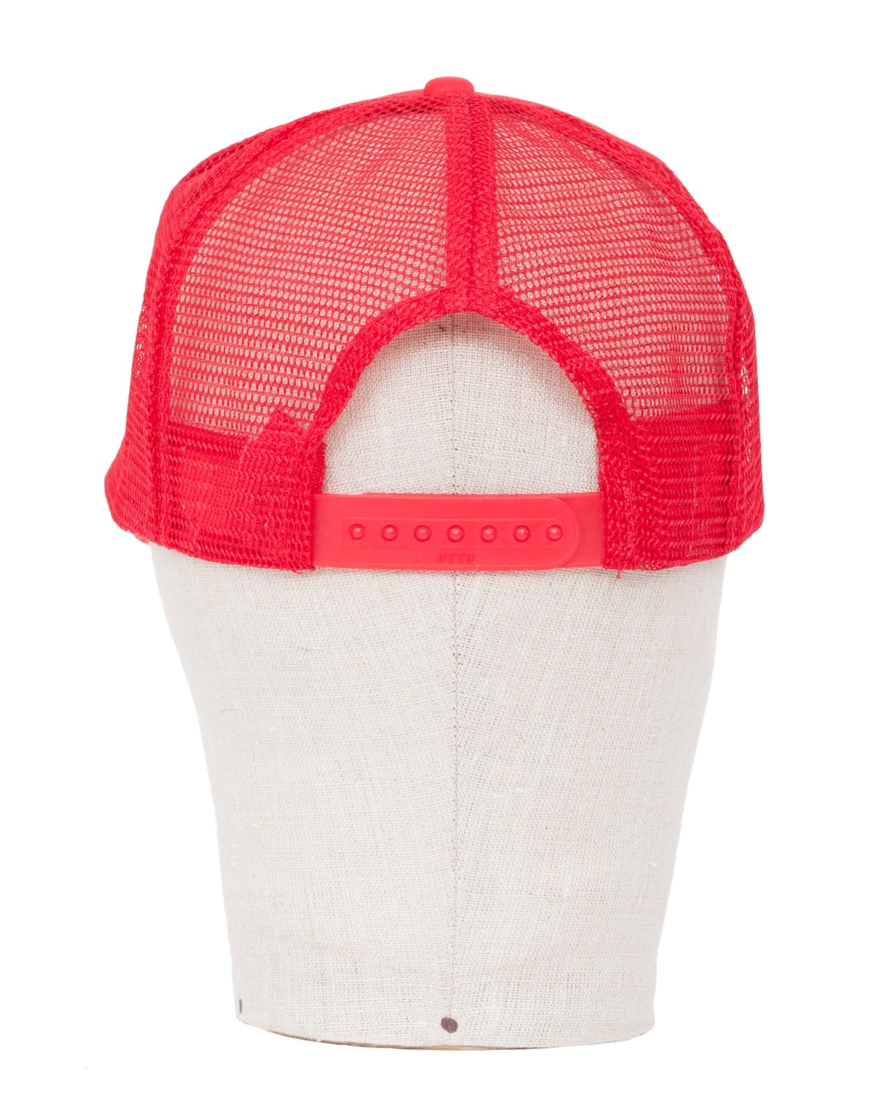 Weirdo Mesh Cap, Ringing Circus, Red