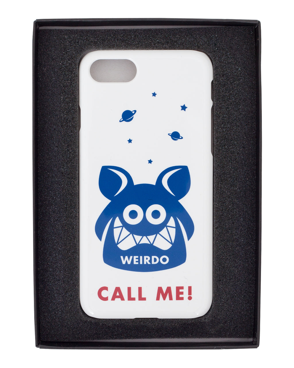 Weirdo Iphone 8 Case, Call Me