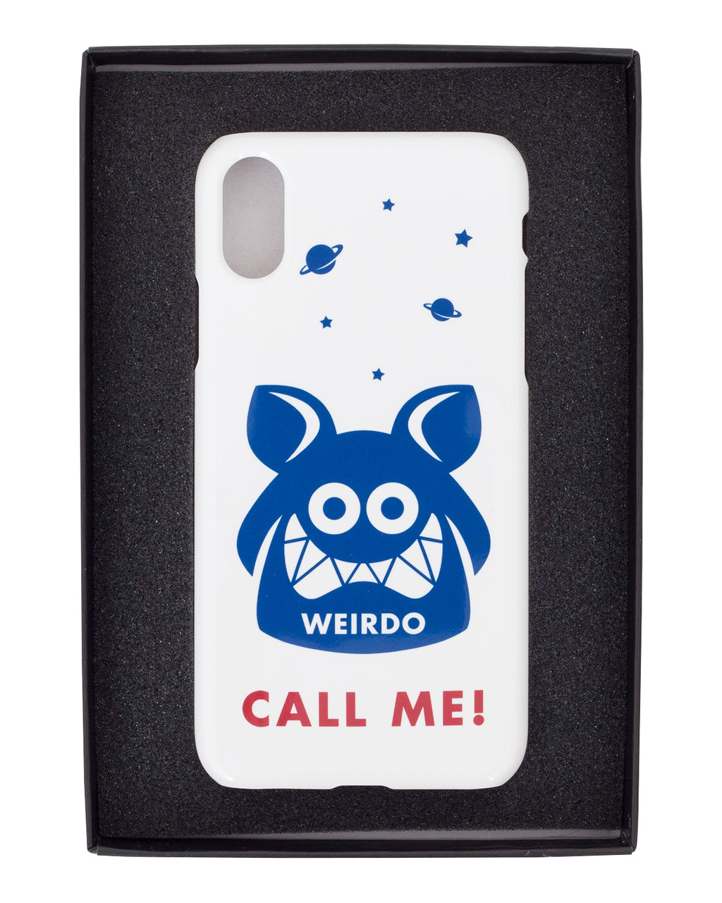 Weirdo Iphone X Case, Call Me