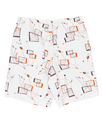 Weirdo Shorts, Atomic Weirdo, White