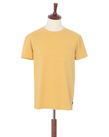 Indigofera Wilson T-Shirt, Yellow