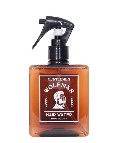 Wolfman Hair Water