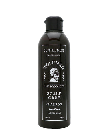 Wolfman Scalp Care Shampoo