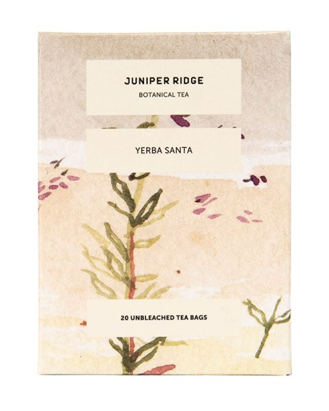 Juniper Ridge Yerba Santa Botanical Tea