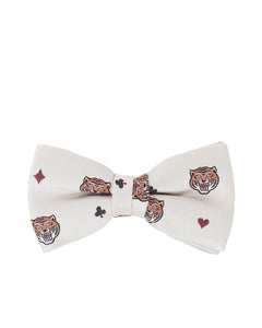 Weirdo Bow Tie, Ringing Tiger, Ivory