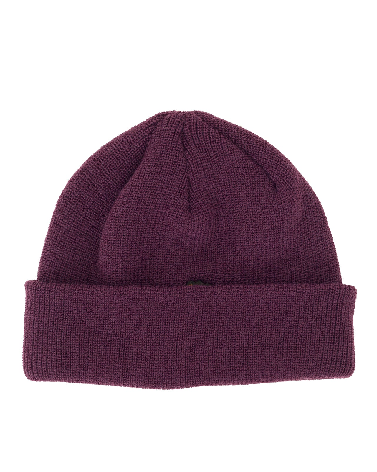 Weirdo Knit Cap, Ringing Tiger, Burgundy