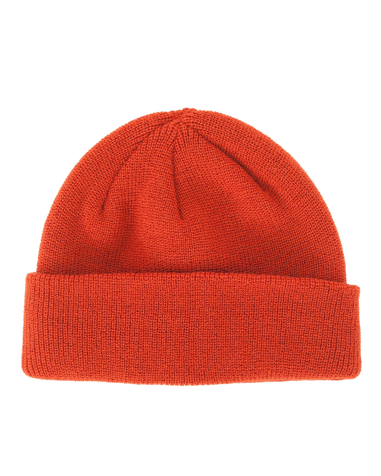 Weirdo Knit Cap, Ringing Tiger, Orange