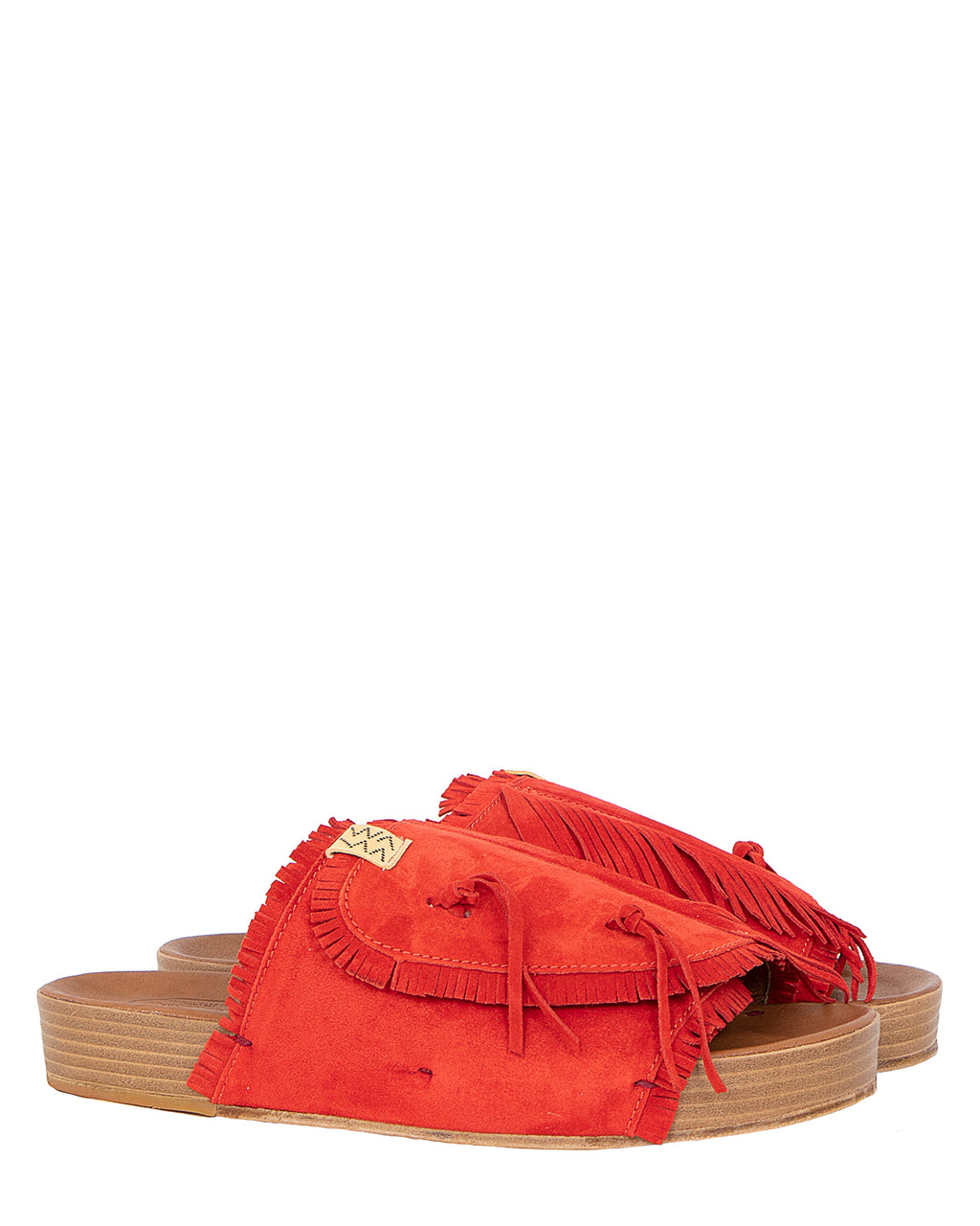 Visvim Shaman-Folk, Red