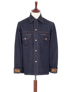 Indigofera Fargo Shirt, No 9 LTD