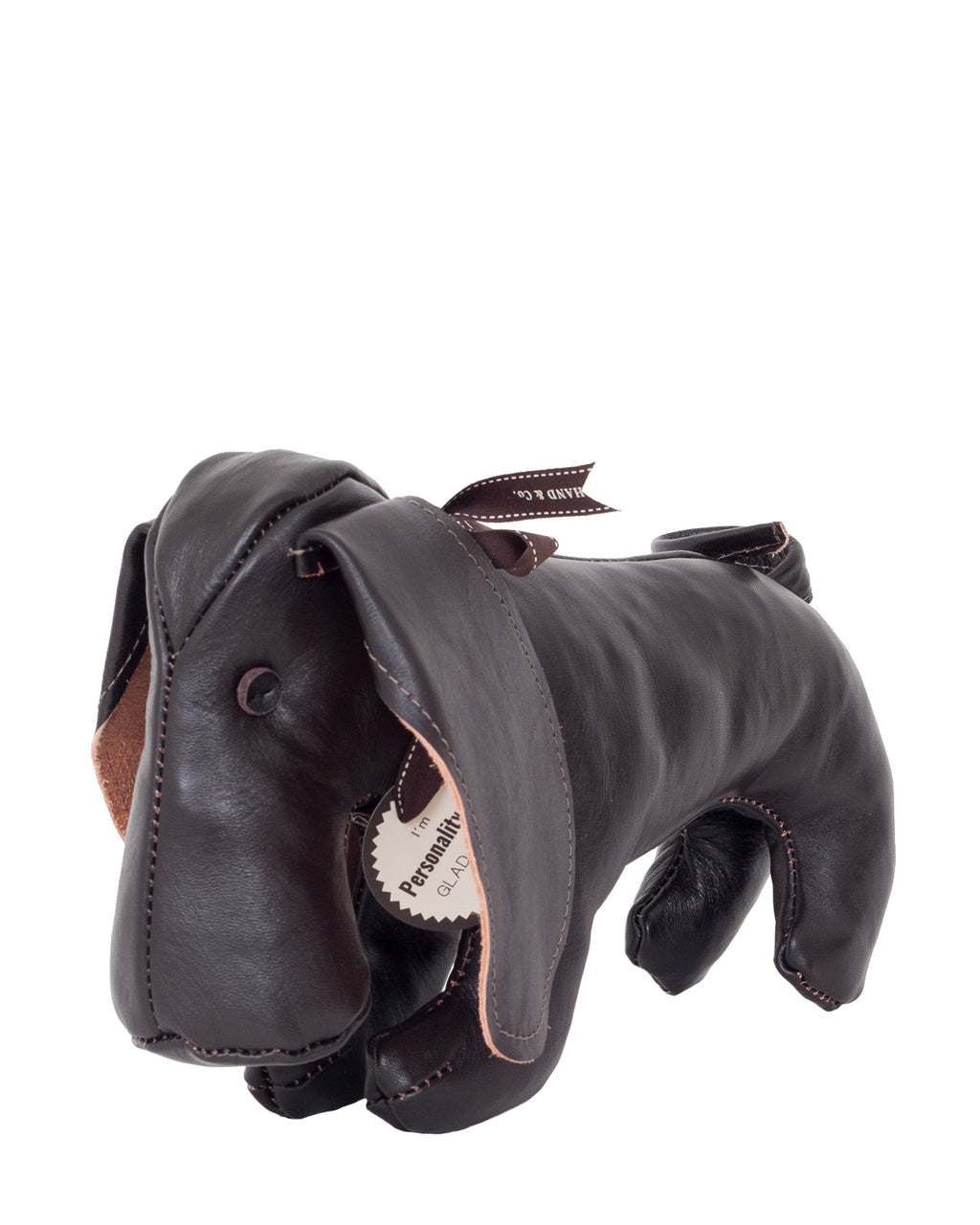 Glad Hand & Co, Personality Pet, Dark Brown