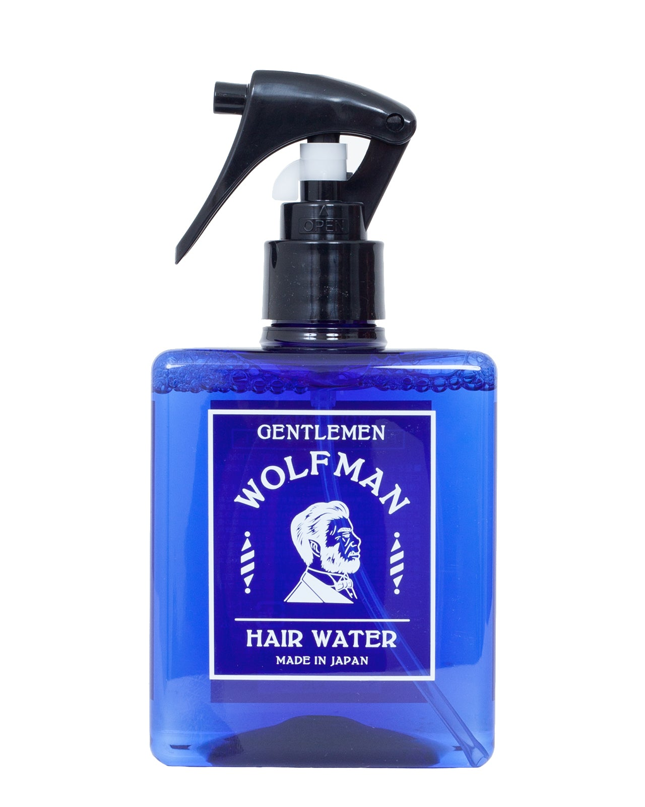 Wolfman x Dresskin Hair Water