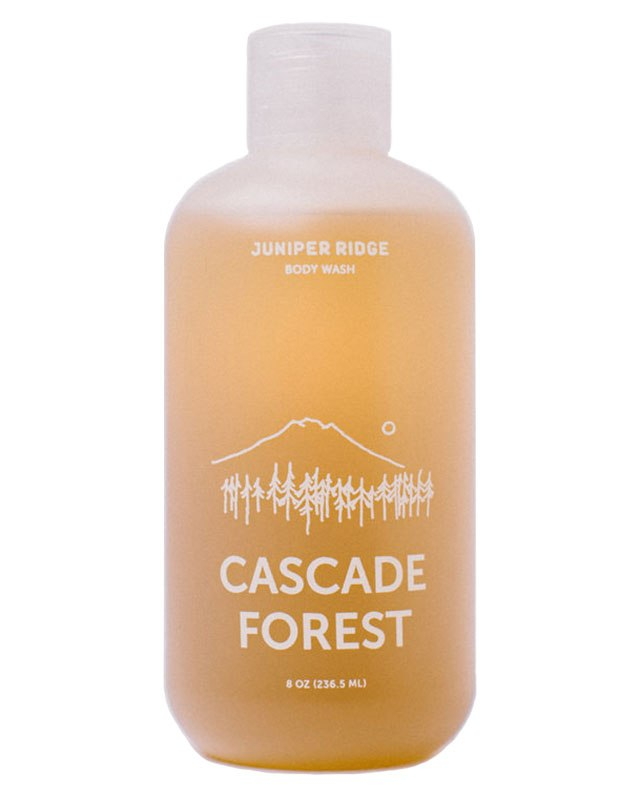 Juniper Ridge Body Wash, Cascade Forest, 8 oz