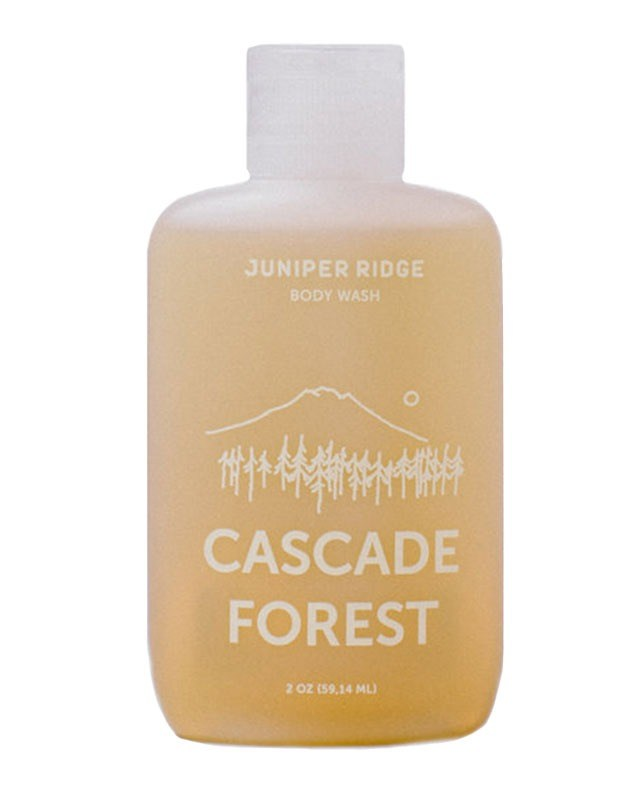 Juniper Ridge Body Wash, Cascade Forest, 2 oz