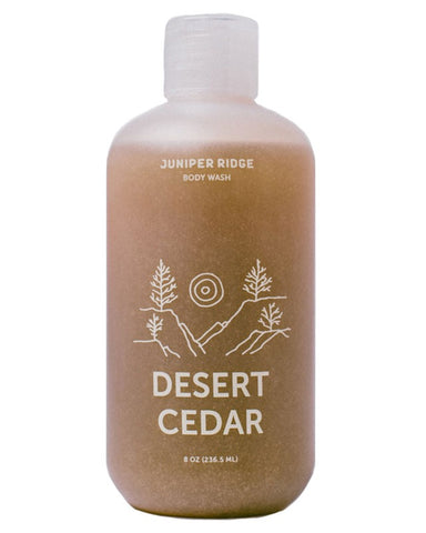 Juniper Ridge Body Wash, Desert Cedar, 8 oz