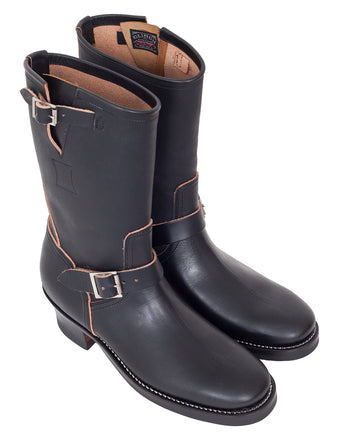 Clinch Engineer Boots, CN Last, Latigo, Overdye Black