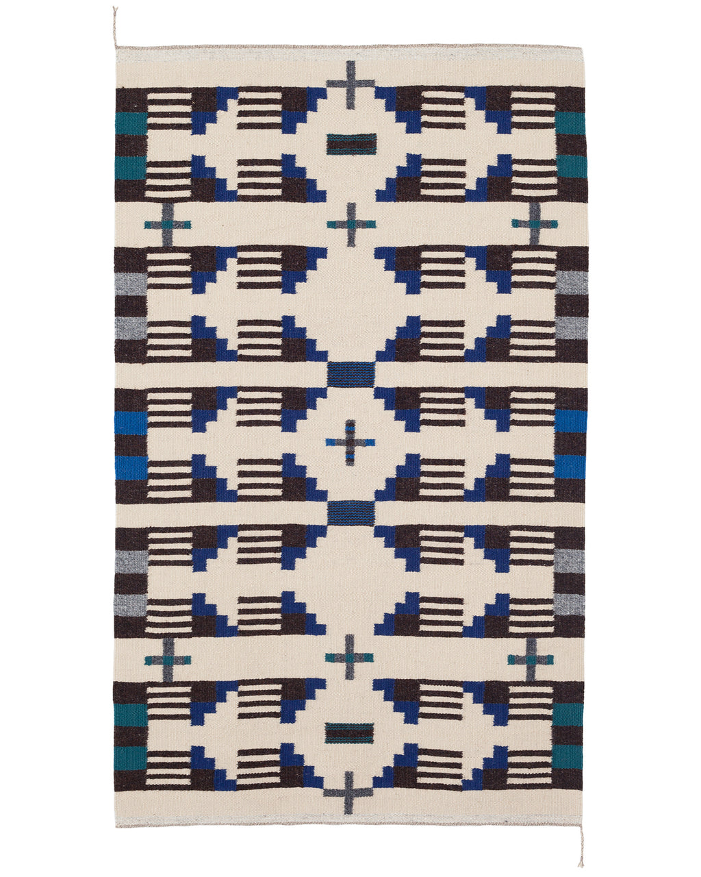 Saddle Blanket / Rug By Maria-Eugenia Thor