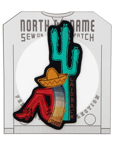 North No Name, Felt Patch, Laid Back