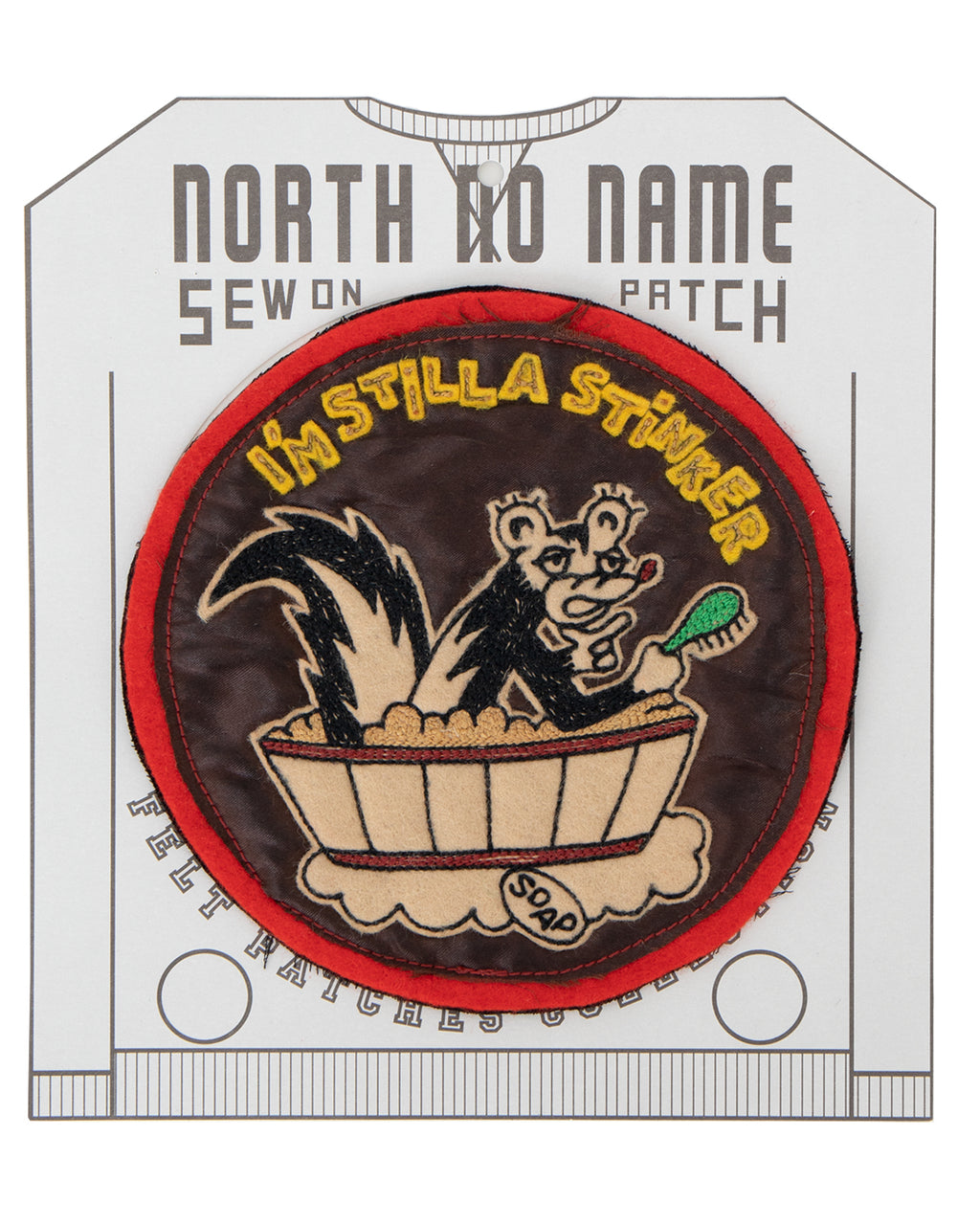 North No Name, Felt Patch, Stinker