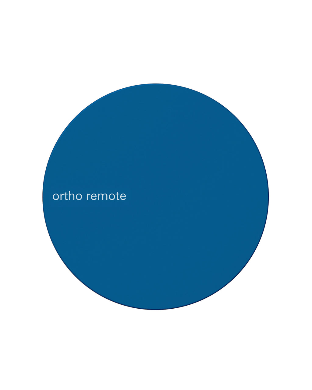 Teenage Engineering Orto Remote, Blue