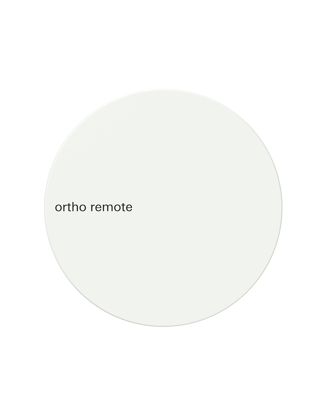 Teenage Engineering Orto Remote, White