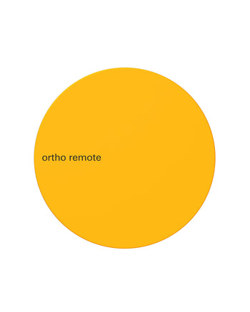 Teenage Engineering Orto Remote, Yellow