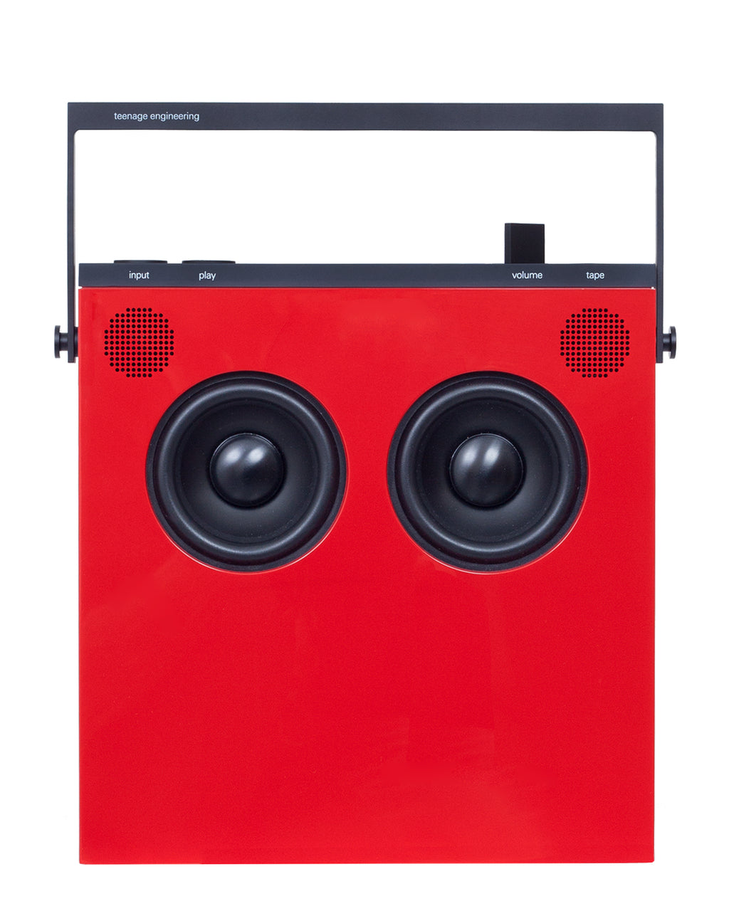 Teenage Engineering OD-4 The Incredible Sounding Magic Radio, Red