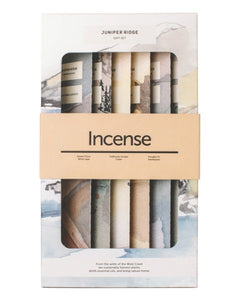 Juniper Ridge Incense Gift Set