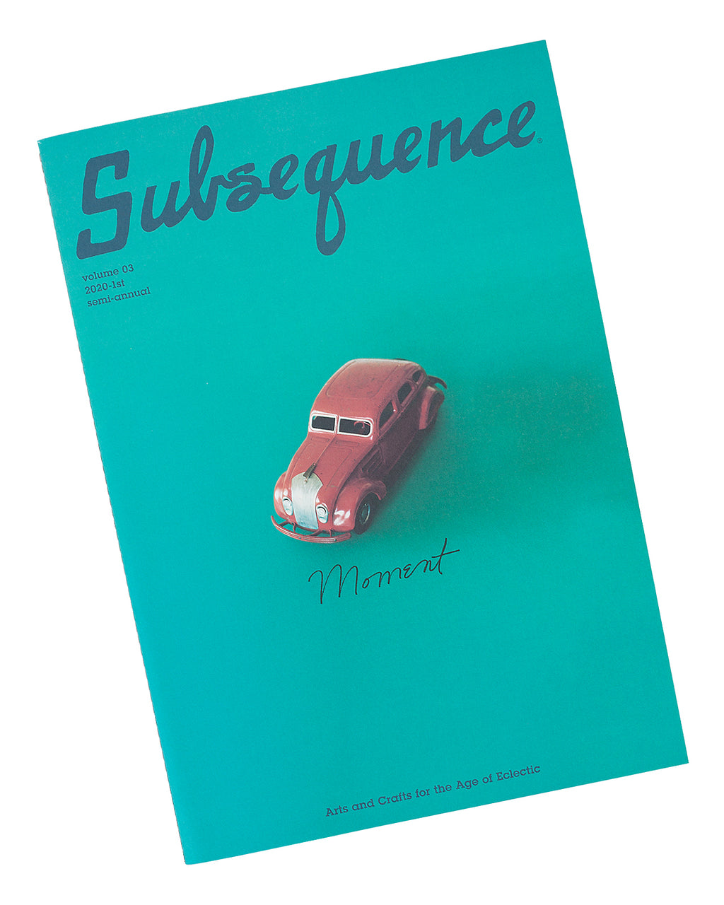 Subsequence Magazine, Vol 3