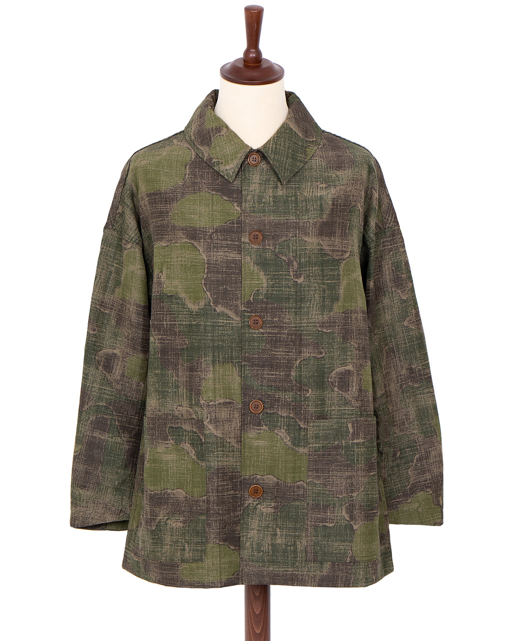 Visvim Whiteoak Coverall (W/L), Camo