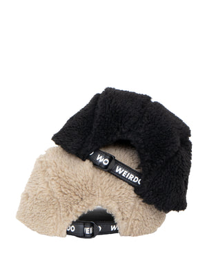 Weirdo Boa Cap, Spice of Life, Black
