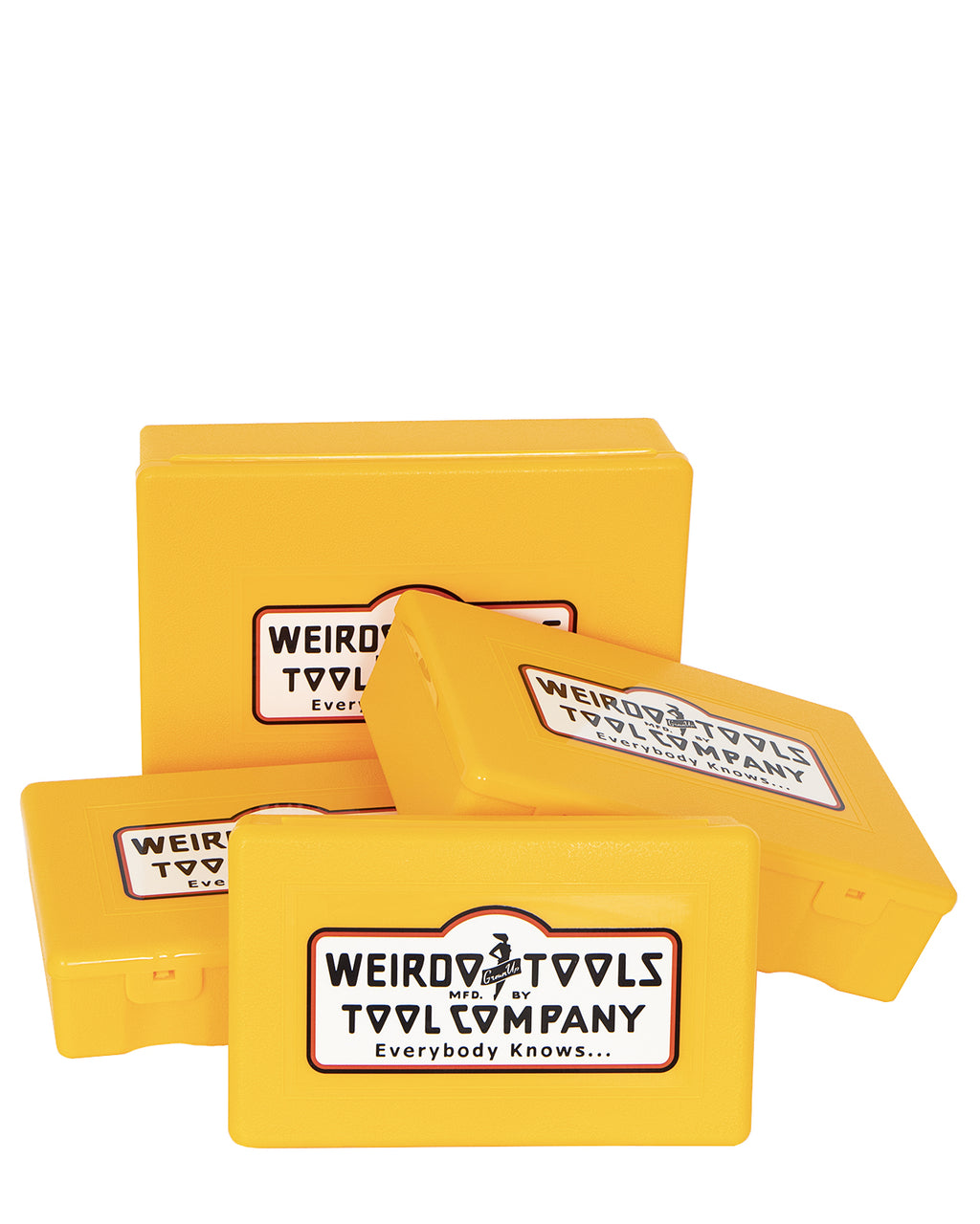 Weirdo Tool Company, Case, Yellow