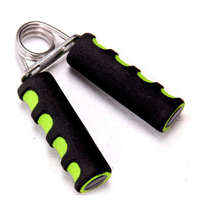 double color foam grip hands strength wrist arm training fitness