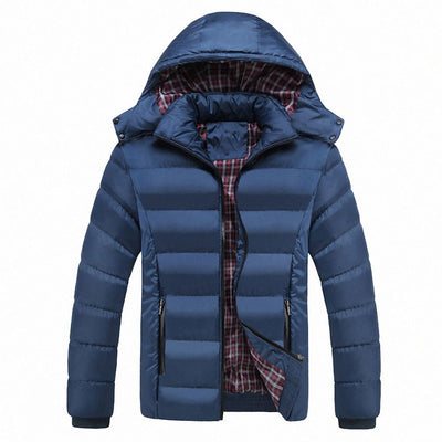 Winter Jacket Warm Male Coats Fashion Thick Thermal