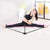 Iron Leg Stretcher 3 Bar Legs Extension Split Machine Flexibility Training Tool for Ballet Balance
