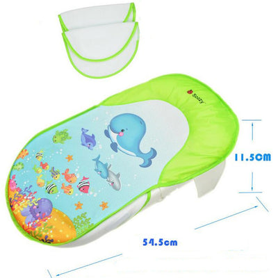 collapsible baby bath bed bath tub bath chair bath towels Safe and comfortable for baby