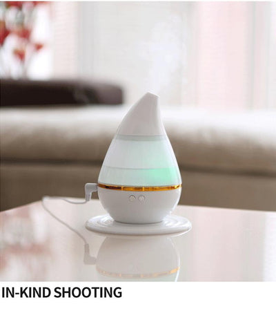 Air Purifier New Design Portable 200ml Aroma Essential Oil Diffuser Air Humidifier Mini Aromatherapy Humidifier Cleaner