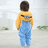 Baby Bodysuit Minions Costume Infant