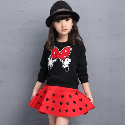 Toddler Girls Clothing Sets for 4 5 6 7 8 9 10 11 12 Years