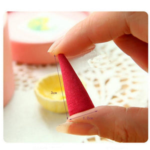 About 25Pcs/Box Incense Cones  Incense