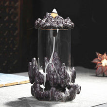 Load image into Gallery viewer, Add 20 pcs incense cones New Style Buddha Backflow