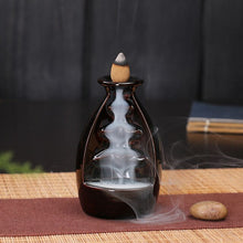 Load image into Gallery viewer, Ceramic Smoke Waterfall Backflow Incense
