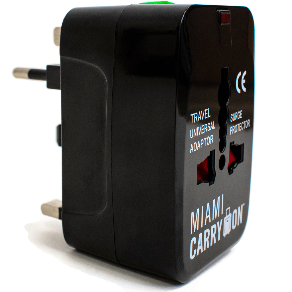 International Travel Adapter - Surge Protected - [variant_title] - Travellty