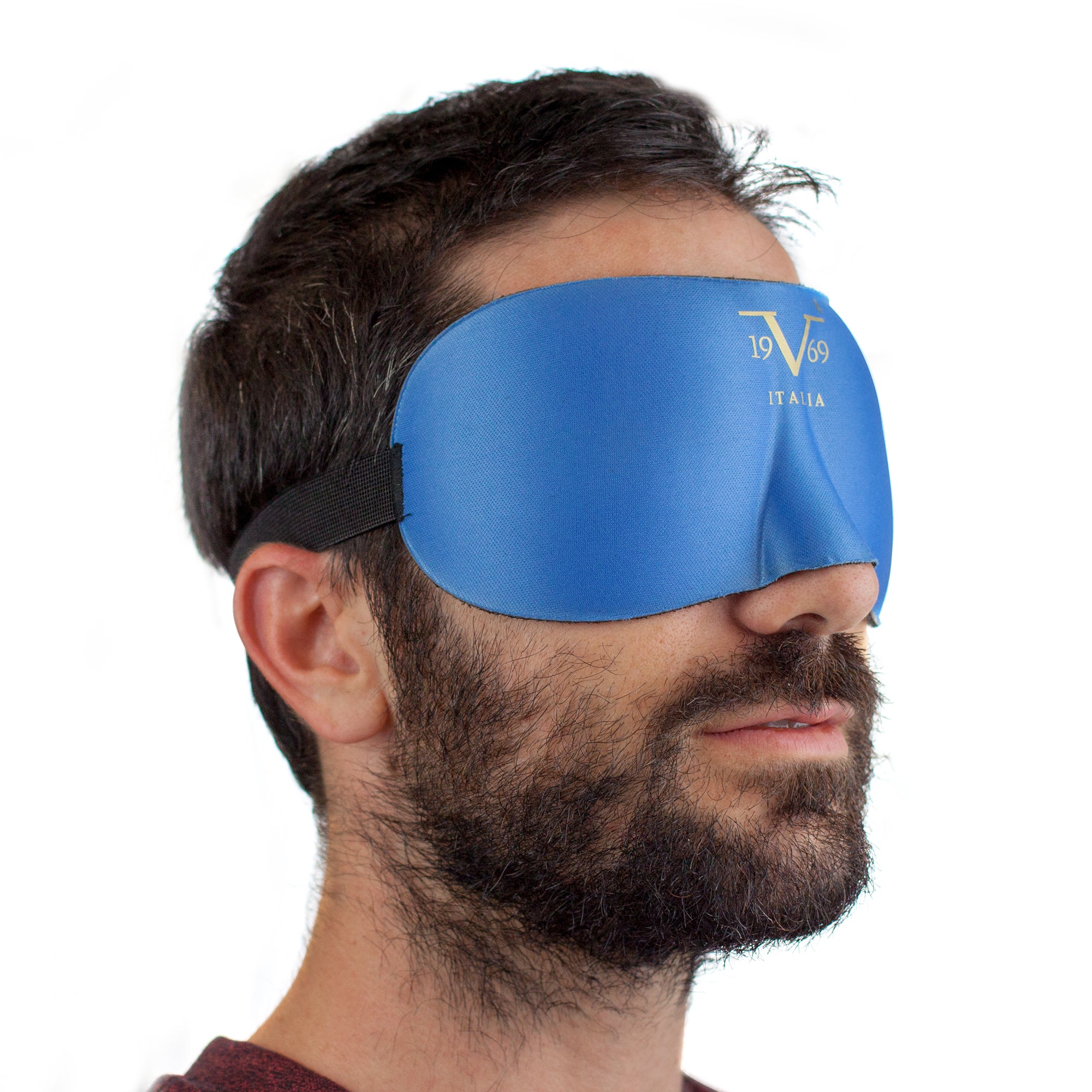 Contoured Blindfold Sleep Mask - [variant_title] - Travellty