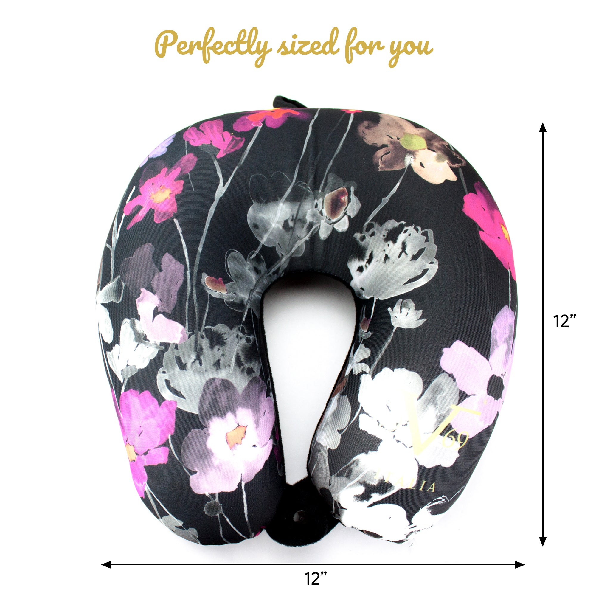 Runway Microbeads Neck Pillow - [variant_title] - Travellty