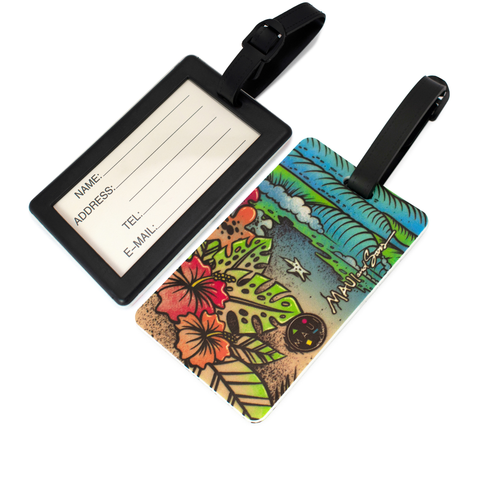 Surfer Luggage Tags Set - [variant_title] - Travellty